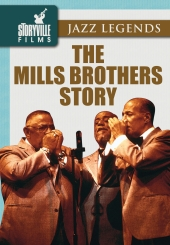 Album artwork for THE MILLS BROTHERS STORY