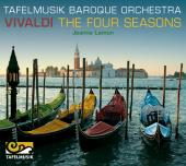 Album artwork for Vivaldi: The Four Seasons