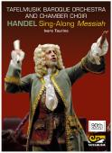 Album artwork for Handel: Sing-a-long Messiah / Tafelmusik