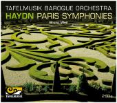 Album artwork for Haydn: Paris Symphonies - Tafelmusik