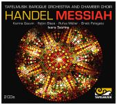 Album artwork for Handel: Messiah / Tafelmusik