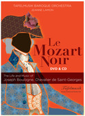 Album artwork for Le Mozart Noir