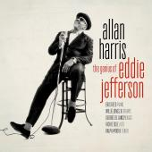 Album artwork for THE GENIUS OF EDDIE JEFFERSON / Allan Harris