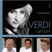 Album artwork for Verdi: Songs / Damrau