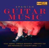 Album artwork for SPANISH GUITAR MUSIC