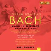 Album artwork for Bach: Mass in b Minor / Richter