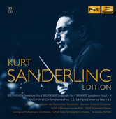Album artwork for Kurt Sanderling Edition