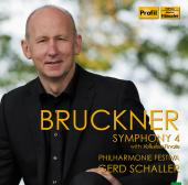 Album artwork for Bruckner: Symphony #4 / Schaller