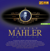 Album artwork for MAHLER EDITION