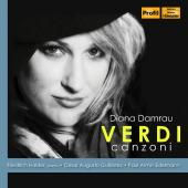 Album artwork for Verdi: Canzoni / Damrau, Haider