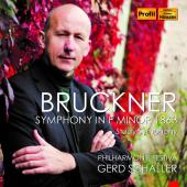 Album artwork for Bruckner: Symphony in F Minor 1863
