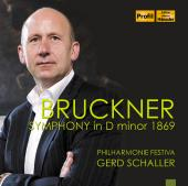 Album artwork for Bruckner: Symphony in D Minor, WAB 100