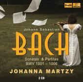 Album artwork for Bach: Sonatas and Partitas for Solo Violin, BWV 10