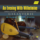 Album artwork for An Evening With Wilhelmine - Opera Nuova
