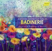 Album artwork for Bach: Badinerie