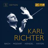 Album artwork for Karl Richter Edition