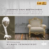 Album artwork for Beethoven: Symphony No. 3 in E-Flat Major, Op. 55