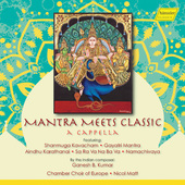Album artwork for Kumar: Mantra Meets Classic