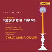 Album artwork for Cherubini: Requiem Mass in C Minor