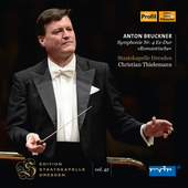 Album artwork for Bruckner: Symphony No. 4 in E-Flat Major, WAB 104