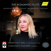 Album artwork for The Romantic Flute