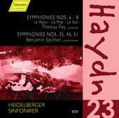 Album artwork for Haydn: Complete Symphonies, Vol. 23