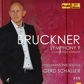 Album artwork for Bruckner: Symphony No. 9 (Completed Version)