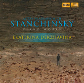 Album artwork for Stanchinsky: Piano Works