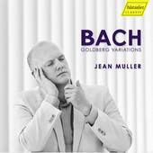 Album artwork for J.S. Bach: Goldberg Variations