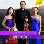 Album artwork for Dvorák: Piano Trios Nos. 3 & 4