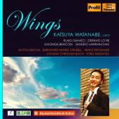 Album artwork for Wings - Works for Oboe / Watanabe