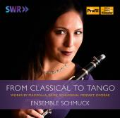 Album artwork for From Classical to Tango