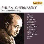 Album artwork for Shura Cherkassky Piano Masterpieces