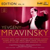 Album artwork for Mravinsky Edition, Vol. 4