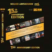 Album artwork for Profil Label - 15th Anniversary Edition (15CD set)