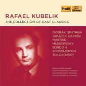 Album artwork for Kubelik: Collection of East Classics 10-CD set