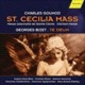 Album artwork for ST. CECILIA MASS  TE DEUM
