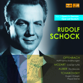 Album artwork for Rudolf Schock - Opera in German Vol. 2