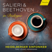 Album artwork for Salieri & Beethoven in Dialogue
