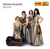 Album artwork for Mozart: String Quartets K499, K575 (Klenke)