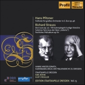 Album artwork for SYMPHONY FOR LARGE ORCHESTRA IN C MAJOR / STRAUSS: