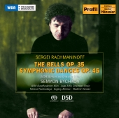 Album artwork for RACHMANINOFF: THE BELLS OP. 35 / SYMPHONIC DANCES