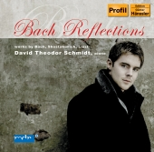 Album artwork for BACH: REFLECTIONS