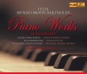 Album artwork for Mendelssohn: Piano Works