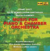 Album artwork for Music for Piano and Chamber Orchestra