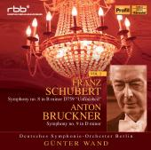 Album artwork for V 2: SCHUBERT, BRUCKNER: SYMPH