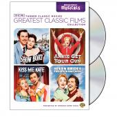 Album artwork for TCM Greatest Classic Films - Broadway Musicals