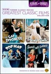 Album artwork for TCM Greatest Classic Films - Astaire & Rogers