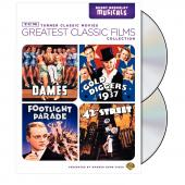 Album artwork for TCM Greatest Classic Films - Busby Berkeley Musica