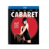 Album artwork for Cabaret: 40th Anniversary Edition Blu-ray Book